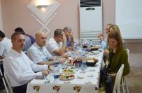 GAZİLER DERNEĞİ - Didim'de Şehit Aileleri Ve Gaziler TŞOF'nin İftarında Ağırlandı