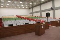 DURUŞMA SALONU - Elazığ'da 61 Askerin Yargılanacağı Salon Hazırlandı