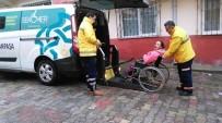ENGELLİ VATANDAŞ - Engelsiz Taksi Bayramda Da Engelli Vatandaşların Hizmetinde