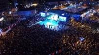 DOĞU TÜRKISTAN - Esenler, Kadir Gecesi'nde Duada Buluştu