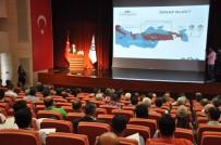 Eskişehir'de TANAP Bilgilendirme Toplantısı Yapıldı
