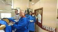 BAĞLAMA - ESOGÜ'de 'Varikosel' Rahatsızlığı İçin Ameliyatsız Çözüm