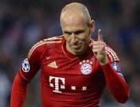 ALMANLAR - 2 yıl sonra yeniden Robben