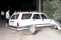 Fethiye Trafik Kazası; 5 Yaralı
