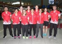 GENÇ KADIN - Genç Kadın Masa Tenisi Milli Takımı, Hazırlıklarını Romanya'da Sürdürecek
