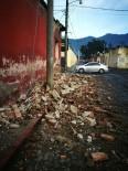DEPREM - Guatemala 6.8 büyüklüğünde depremle sarsıldı