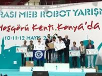 ROBOTLAR - İAÜ Robotlarından Bir Derece Daha