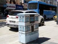 VAN GÖLÜ - İpekyolu Belediyesinden Trafoları Güzelleştiren Çalışma