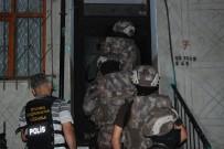 ÇEVİK KUVVET - İstanbul'da Helikopter Destekli Uyuşturucu Operasyonu