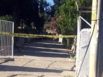 İzmir'de Mezarlık İçerisinde Patlama