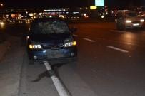 İzmir'de Otomobil Yaya Çarptı Açıklaması 1 Ölü