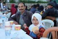 KıZıLCA - Kardeşlik Sofrası Kızılca Köyünde Kuruldu