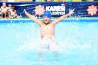BİSİKLET - Karesi'de Havuzlar Bu Yıl 13 Bin Çocuğu Ağırlayacak
