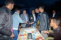 MEHMET YAVUZ - Kaymakam Yavuz Ve Başkan Bulutlar Vatandaşlarla Birlikte İftar Yaptı