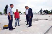 ALT YAPI ÇALIŞMASI - Kdz. Ereğli Belediyesi, 60 Bin Ton Asfalt Dökecek