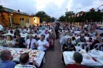 TÜRK HALK MÜZİĞİ - Kepez'de Ramazan Bereketi