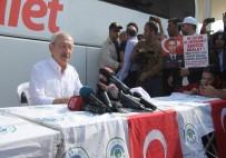 DEVLET BAHÇELİ - Kılıçdaroğlu'ndan Bahçeli'ye Açıklaması Gelsin O Da Yürüsün