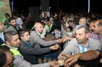 KADİR GECESİ - Kilis Belediyesi Tarafından Kadir Gecesi Programı Düzenlendi