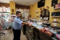 KILIK KIYAFET - Merkezefendi Belediyesi'nden Bayram Denetimi