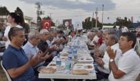 GÜZELBAĞ - Muratpaşa'dan Mevlitli İftar Yemeği