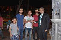 KADİR GECESİ - Nazilli Belediyesi, Kadir Gecesini İkramlarla Taçlandırdı