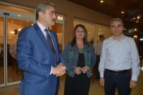 ŞEHİT AİLELERİ DERNEĞİ - Nazilli'de Protokol Şehit Aileleri Ve Gazilerle İftar Yaptı