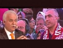 CAİZ - Nihat Hatipoğlu'na ilginç soru