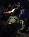 SAĞLIK EKİPLERİ - ODTÜ Kampüsünde 6 Metrelik Kuyuya Düşen İşçiyi İtfaiye Kurtardı