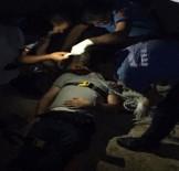 SAĞLIK EKİPLERİ - ODTÜ Kampüsünde Kuyuya Düşen İşçiyi İtfaiye Kurtardı