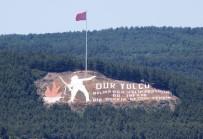Oradaki Türk Bayrağı 13 Metre Daha Yükseltildi