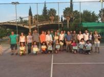 Ortaca'da 'Yaza Merhaba' Tenis Turnuvası