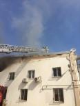 OSB'de Fabrikada Çıkan Yangın Korkuttu