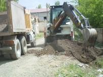 ÖZALP BELEDİYESİ - Özalp Belediyesinden Temizlik Çalışması