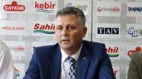 BASIN TOPLANTISI - Pehlevan Açıklaması 'Alabalık Üretimi Yoğun Bakımdadır'