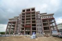 İLLER BANKASı - Pursaklar Belediyesi Hizmet Binası İnşaat Çalışmaları Devam Ediyor