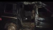 TİCARİ ARAÇ - Şanlıurfa'da Trafik Kazası Açıklaması 1 Ölü, 3 Yaralı