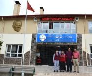CELAL ARSLAN - Şehit Arslan'ın İsmi İmam Hatip Ortaokuluna Verildi