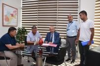 İMZA TÖRENİ - Tekirdağ Büyükşehir Belediyesi İle Tarım Kooperatifleri Birliği Arasında Protokol