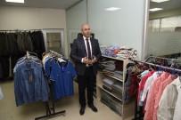 RAMAZAN PAKETİ - Tekkeköy Belediyesi Hayır Çarşısı Bayrama Hazır