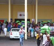 ZEKAT - TİKA'dan Komorlor'da 450 Aileye Gıda Yardımı