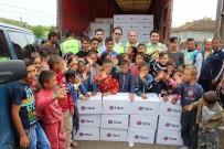 YURTDIŞI TÜRKLER VE AKRABA TOPLULUKLAR - TİKA'dan Romanya'da Roman, Türk Ve Tatarlara Gıda Desteği
