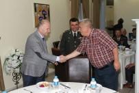 Tugay Komutanlığında Şehit Ve Gazi Ailelerine İftar