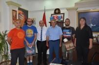 ALI GÜLDOĞAN - Türkiye Rafting Şampiyonası