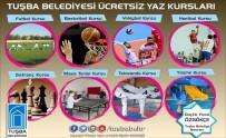 İNTERNET KAFE - Tuşba Belediyesinden Yaz Kursları