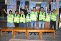 Ülkü Ocakları Kadir Gecesinde Lokma Dağıttı