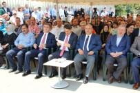 SUAT DERVIŞOĞLU - Ümraniye Belediyesi Yeni Sosyal Hizmet Binasının Temelini Attı
