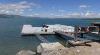 ULAŞTIRMA DENİZCİLİK VE HABERLEŞME BAKANI - Vali'den İskele Yapan Firma Yetkilisine Tepki