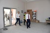 FARUK ÇELİK - Veziroğlu Sosyal Tesisleri Açılışa Hazırlanıyor