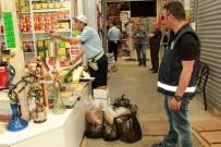 Yalova'da Pazar Operasyonu