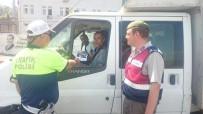 CAN GÜVENLİĞİ - Zonguldak Emniyeti Trafik Kurallarına Dikkat Çekti